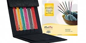 Knitpro Dreamz double-point