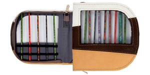 Knitpro Rhine case for crochet hooks